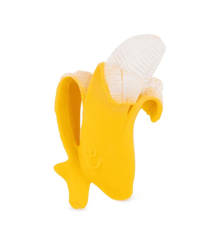 Mordedor infantil Ana Banana Plátano